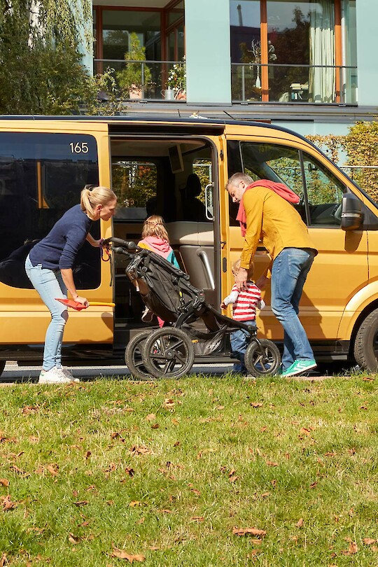 moia kinderwagen hvv switch